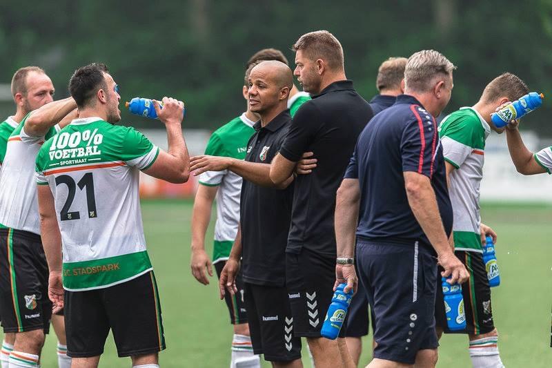 SC Stadspark op zoek naar nieuwe trainer voor A-selectie