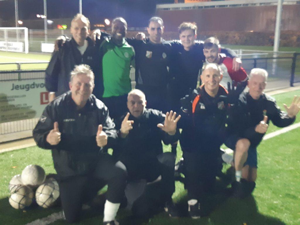 Trainingspartijtje prooi voor SC Stadspark zo5