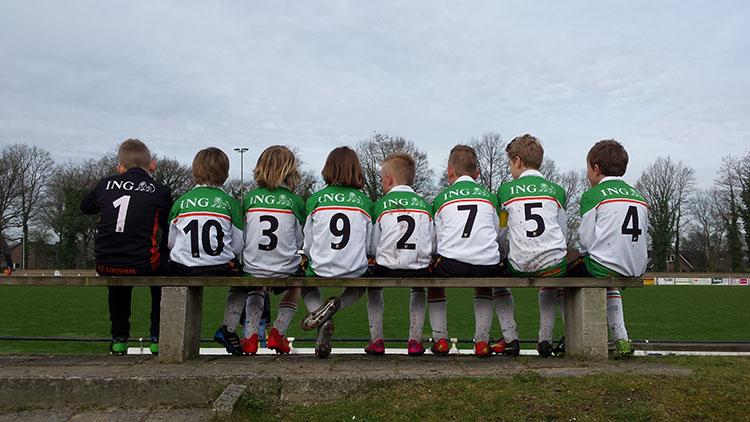 Voorlopige teamindeling jeugd seizoen 2021-2022