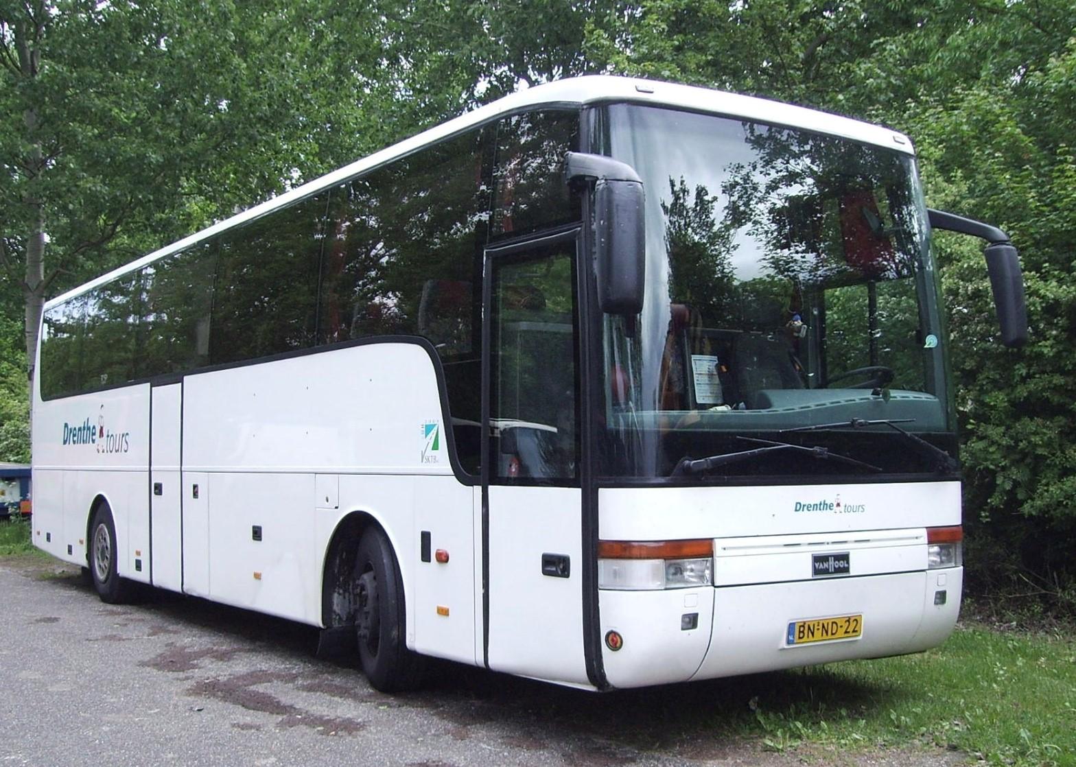 Aankomende zondag met de bus naar Jubbega